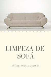 Limpeza de sofá em Vila Olímpia