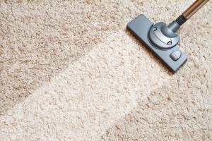 Limpeza de carpete a seco para empresas